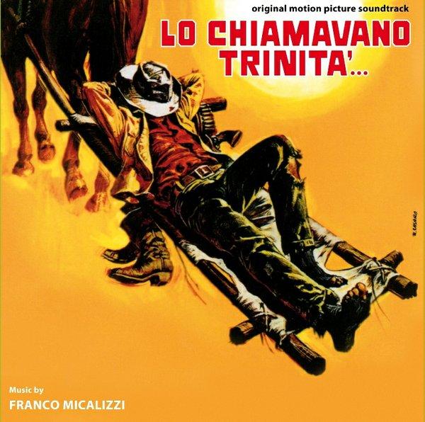 Copertina Disco Vinile 33 giri Lo Chiamavano Trinita' [Soundtrack LP] di Franco Micalizzi