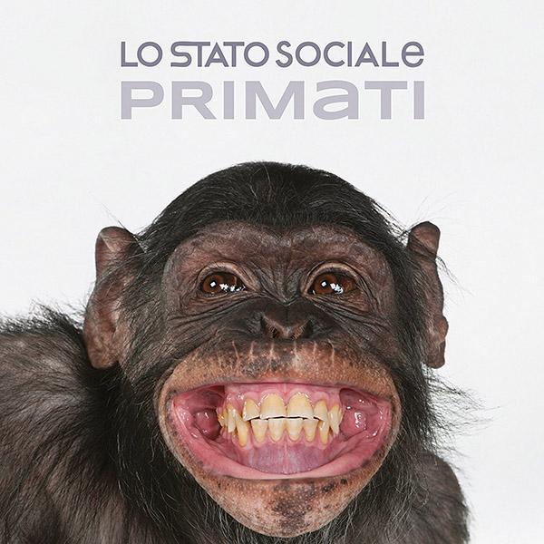 Copertina Vinile 33 giri Primati [2 LP] di Lo Stato Sociale
