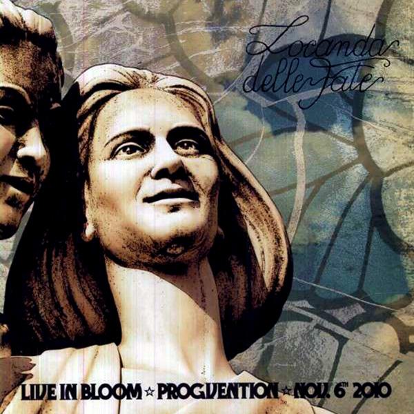 Copertina Disco Vinile 33 giri Live In Bloom Progvention di Locanda Delle Fate