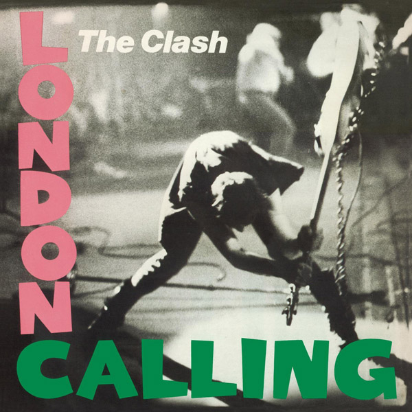 Copertina Disco Vinile 33 giri London Calling [2 LP] di The Clash