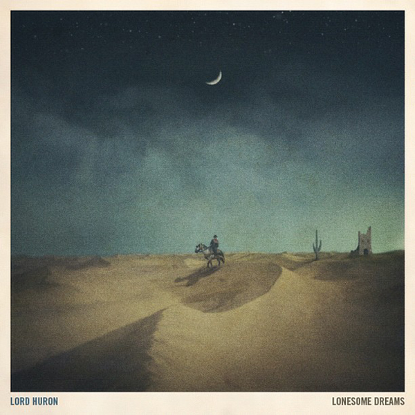 Copertina Disco Vinile 33 giri Lonesome Dreams di Lord Huron