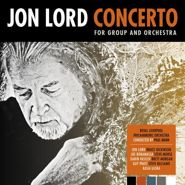 Copertina Disco Vinile 33 giri Concerto for Group and Orchestra di Lord Jon