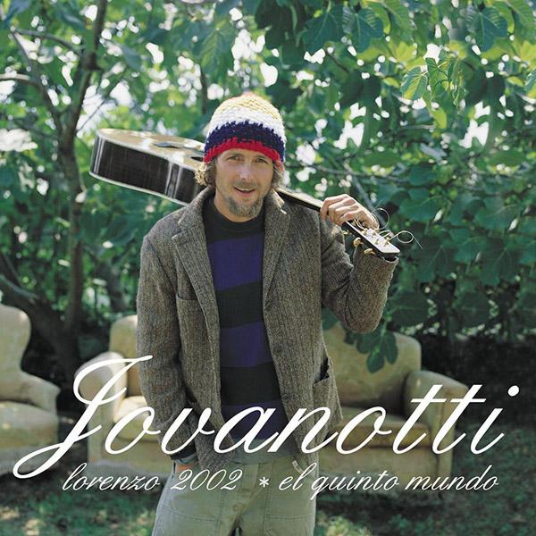 Copertina Vinile 33 giri Lorenzo 2002 | Il Quinto Mondo [2 LP] di Jovanotti