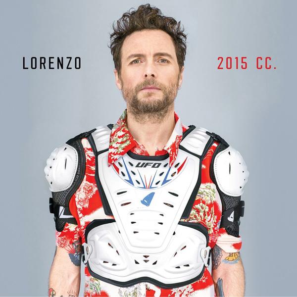 Copertina Disco Vinile 33 giri Lorenzo 2015 CC. [3 LP] di Jovanotti