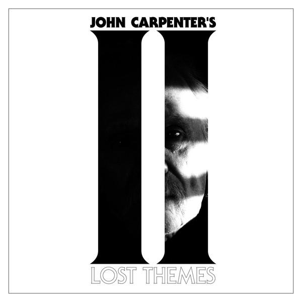 Copertina Disco Vinile 33 giri Lost Themes II di John Carpenter
