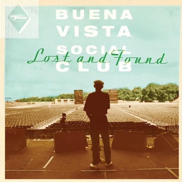 Copertina Disco Vinile 33 giri Lost and Found di Buena Vista Social Club