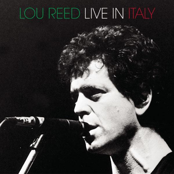 Copertina Vinile 33 giri Live In Italy [2 LP] di Lou Reed