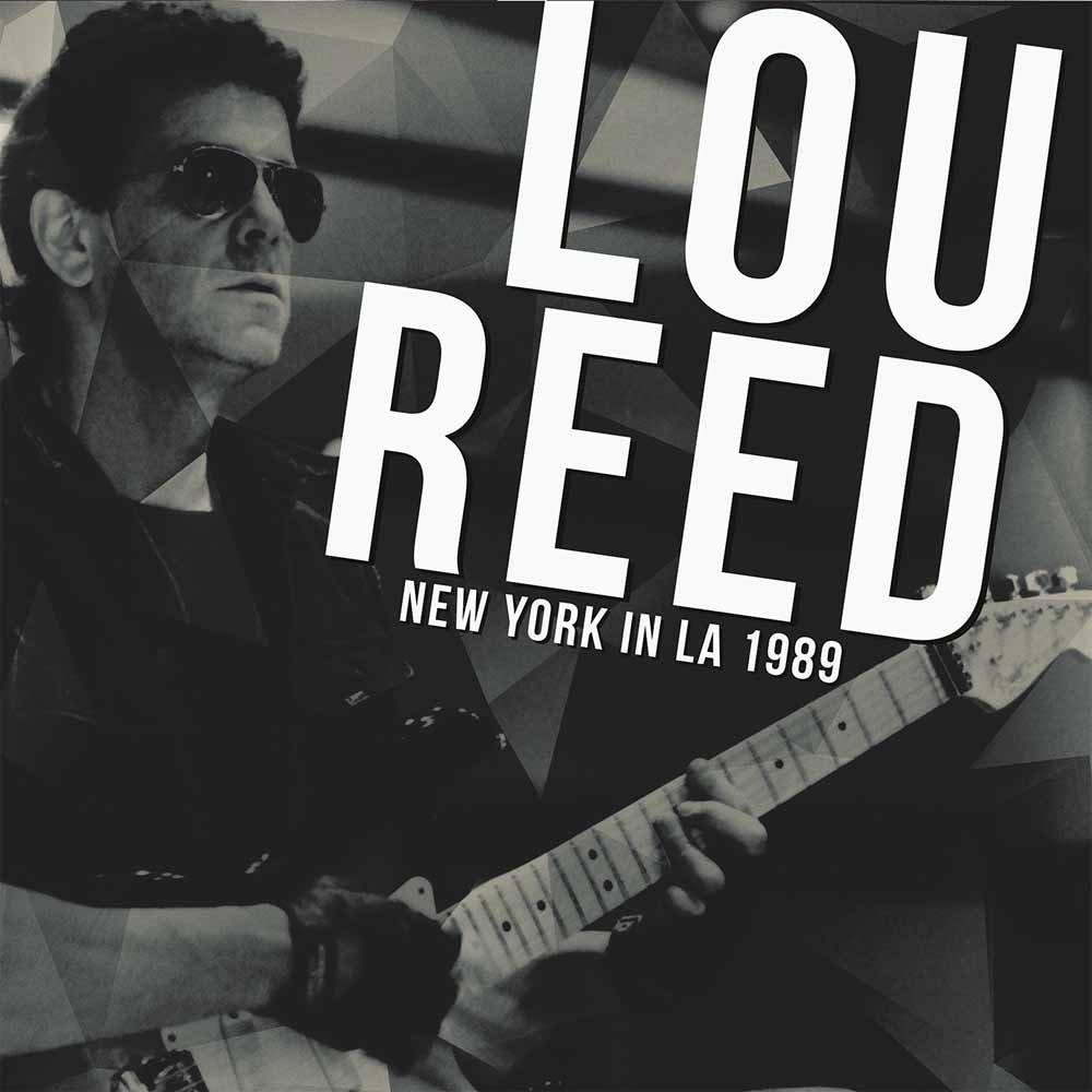 Copertina Disco Vinile 33 giri New York in La 1989 [2 LP] di Lou Reed