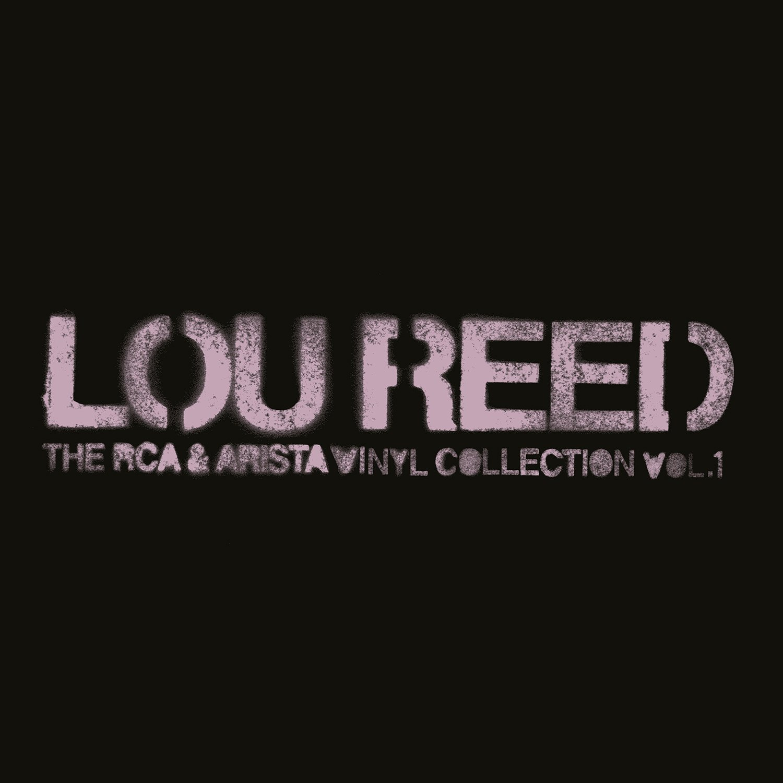 Copertina Disco Vinile 33 giri The RCA & Arista Vinyl Collection Vol.1 di Lou Reed