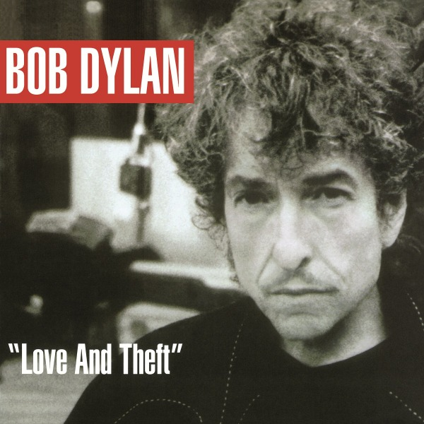 Copertina Vinile 33 giri Love And Theft [2 LP] di Bob Dylan