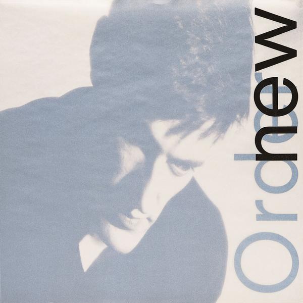 Copertina Disco Vinile 33 giri Low-Life di New Order