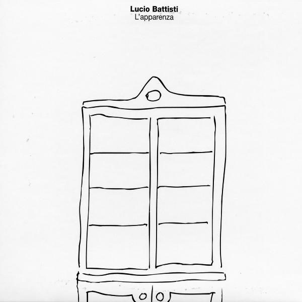 Copertina Disco Vinile 33 giri L'apparenza di Lucio Battisti