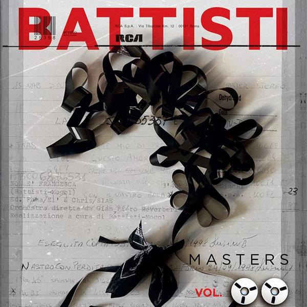 Copertina Vinile 33 giri Masters Vol. 2 [Cofanetto 3xLP] di Lucio Battisti
