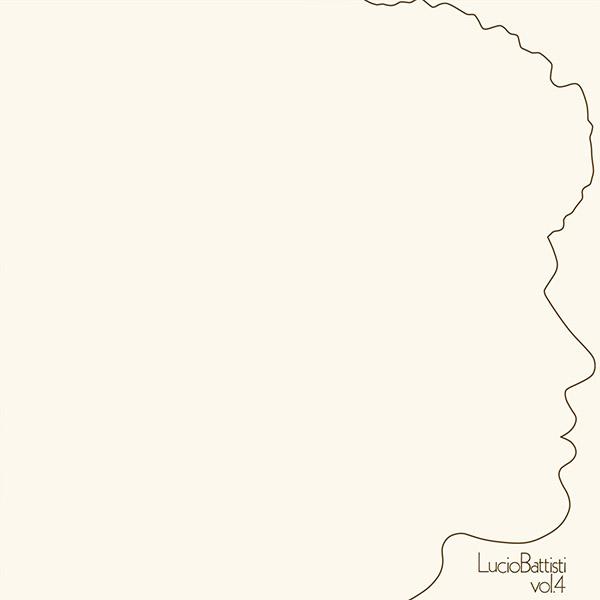 Copertina Vinile 33 giri Lucio Battisti Vol. 4 di Lucio Battisti