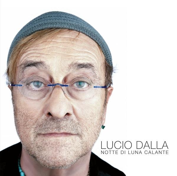 """Copertina Disco Vinile 33 giri Notte Di Luna Calante [Singolo 10"""" 45 Giri] di Lucio Dalla"""