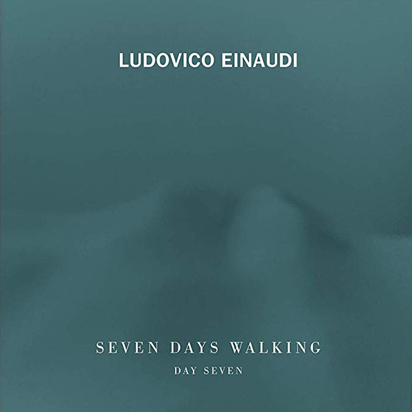 Copertina Vinile 33 giri Seven Days Walking | Day Seven di Ludovico Einaudi