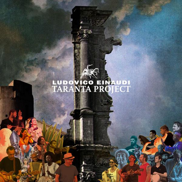 Copertina Disco Vinile 33 giri Taranta Project [2 LP] di Ludovico Einaudi