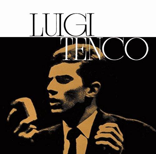Copertina Disco Vinile 33 giri Luigi Tenco di Luigi Tenco