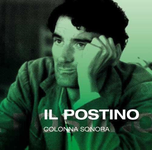 Copertina Vinile 33 giri Il Postino [Soundtrack 2LP+CD] di Luis Bacalov