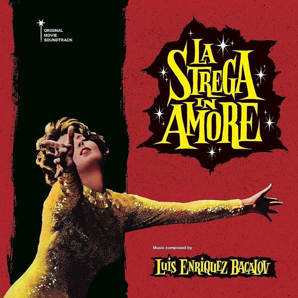 Copertina Vinile 33 giri La Strega in Amore [Soundtrack LP] di Luis Bacalov