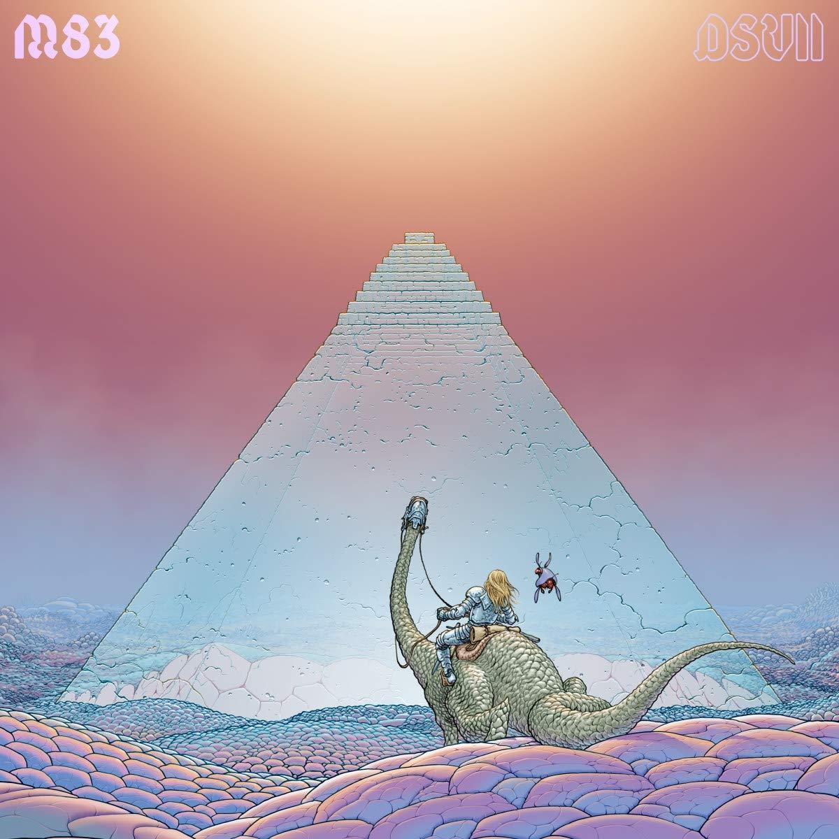 Copertina Vinile 33 giri DSVII [2 LP] di M83
