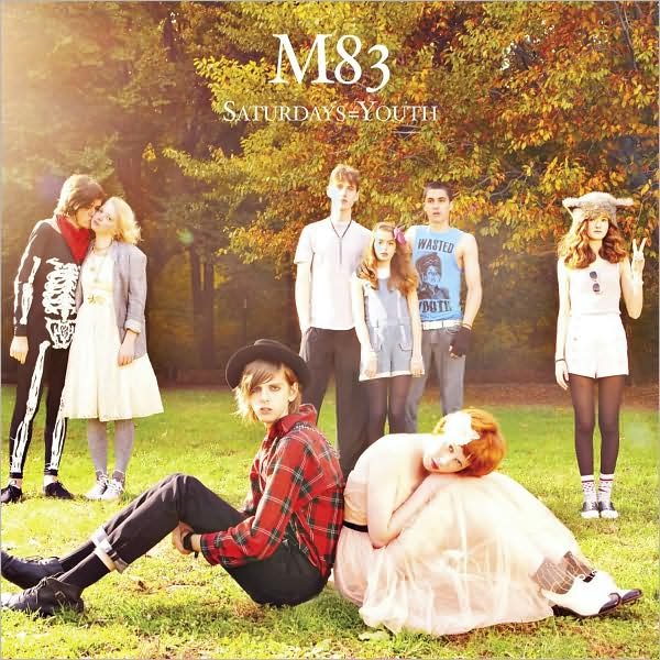 Copertina Disco Vinile 33 giri Saturdays = Youth [2 LP] di M83