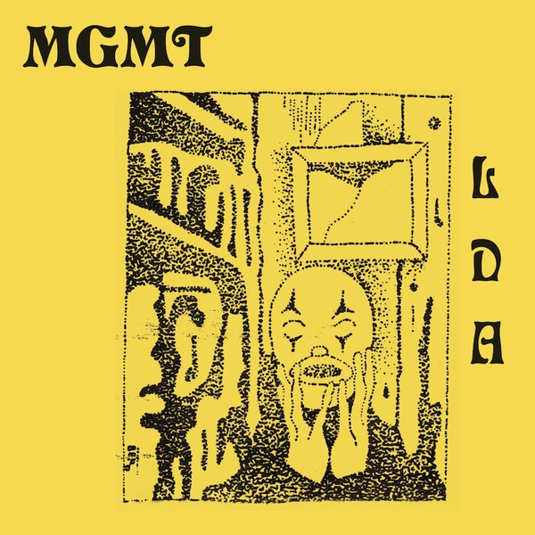 Copertina Vinile 33 giri Little Dark Age [2 LP] di MGMT