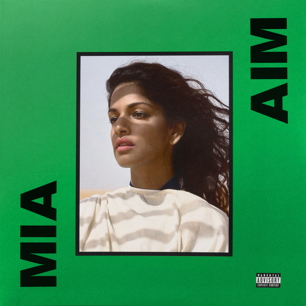 Copertina Disco Vinile 33 giri AIM [2 LP] di MIA