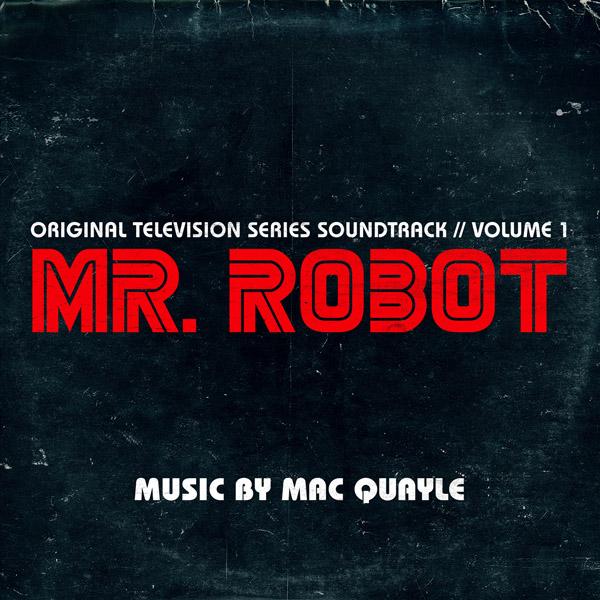 Copertina Disco Vinile 33 giri Mr. Robot | Stagione 1 Vol.1 [Soundtrack 2xLP] di Mac Quayle