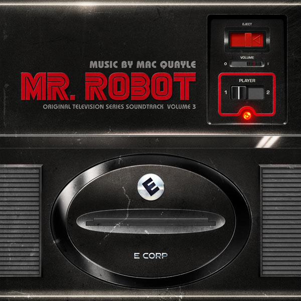 Copertina Vinile 33 giri Mr. Robot | Volume 3 [Soundtrack 2xLP] di Mac Quayle