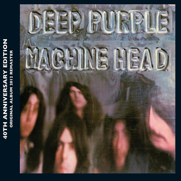 Copertina Disco Vinile 33 giri Machine Head  di Deep Purple