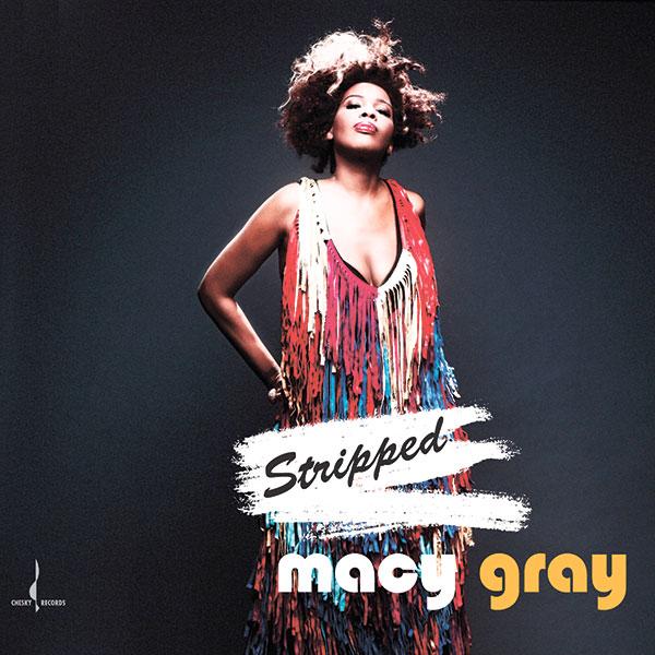 Copertina Disco Vinile 33 giri Stripped di Macy Gray
