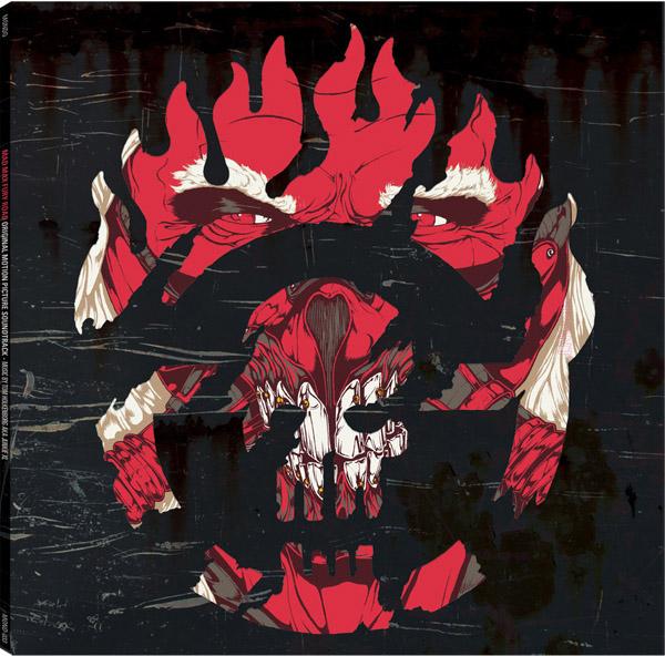 Copertina Disco Vinile 33 giri Mad Max: Fury Road [Soundtrack 2xLP] di Tom Holkenborg