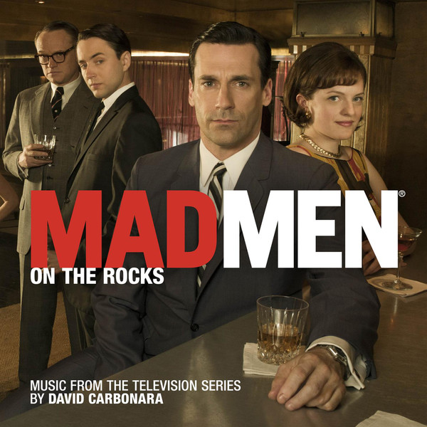 Copertina Disco Vinile 33 giri Mad Men [Serie TV]