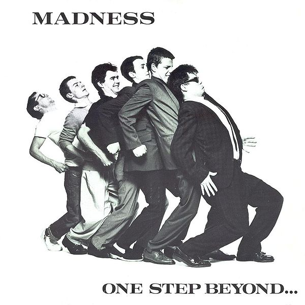 Copertina Disco Vinile 33 giri One Step Beyond... di Madness