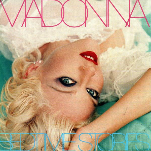 Copertina Disco Vinile 33 giri Bedtime Stories di Madonna