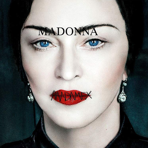 Copertina Vinile 33 giri Madame X [2 LP] di Madonna