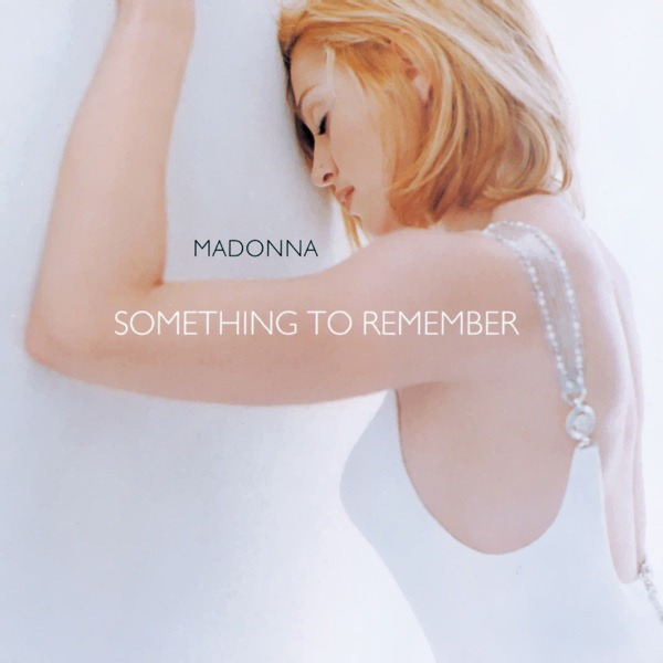 Copertina Disco Vinile 33 giri Something to Remember di Madonna