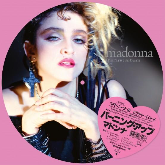 Copertina Vinile 33 giri The First Album di Madonna