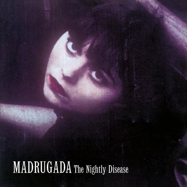 Copertina Disco Vinile 33 giri The Nightly Disease di Madrugada