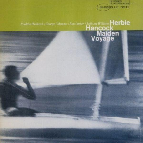 Copertina Disco Vinile 33 giri Maiden Voyage  di Herbie Hancock