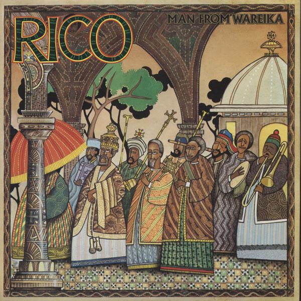 Copertina Disco Vinile 33 giri Man from Wareika di Rico Rodriguez
