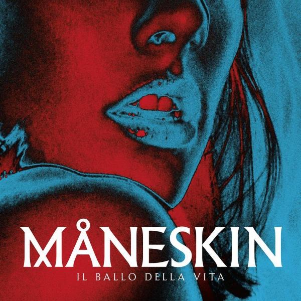 Copertina Vinile 33 giri Il Ballo della Vita di Maneskin
