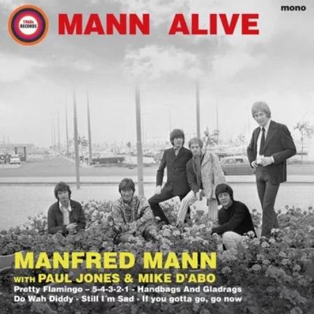 Copertina Vinile 33 giri Alive di Manfred Mann