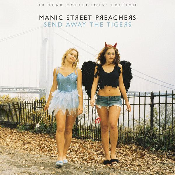 Copertina Vinile 33 giri Send Away the Tigers - 10° Anniversario [2 LP] di Manic Street Preachers