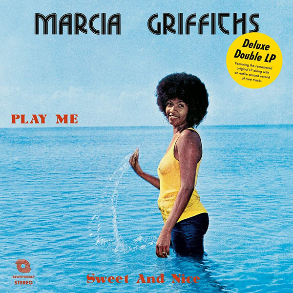 Copertina Vinile 33 giri Play Me Sweet And Nice [2 LP] di Marcia Griffiths