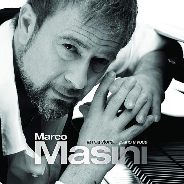 Copertina Vinile 33 giri La mia Storia Piano e Voce [2 LP] di Marco Masini