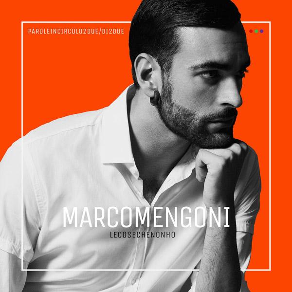 Copertina Disco Vinile 33 giri Le cose che non ho di Marco Mengoni