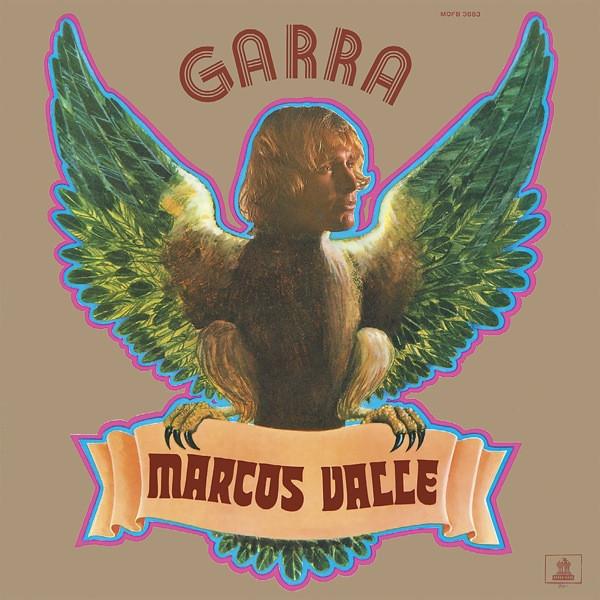 Copertina Disco Vinile 33 giri Garra di Marcos Valle
