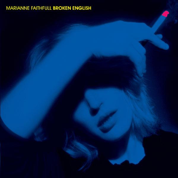 Copertina Disco Vinile 33 giri Broken English di Marianne Faithfull